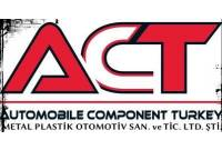 ACT METAL PLASTİK OTOMOTİV SAN. VE TİC. LTD. ŞTİ.