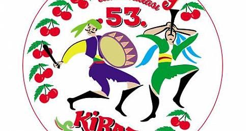 Ergene'de 53.Kiraz Festivali Halk Dansları Eşliğinde Kutlanmaya Başlandı