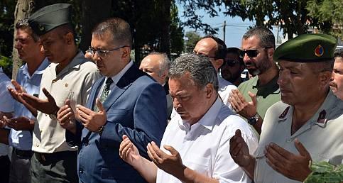 Şarköy'de 15 Temmuz Şehitleri Anıldı