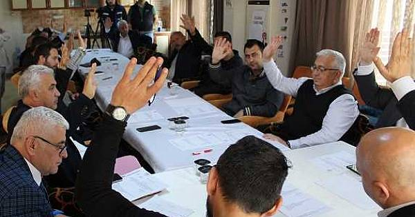 Saray Belediyesi Meclis Toplantısı Resimleri