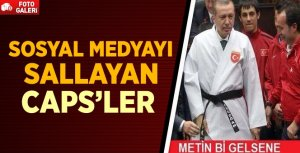 Sosyal Medyada Erdoğan-Feyzioğlu Capsleri