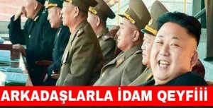 "SOSYAL MEDYADA ""KIM JONG-UN"" FIRTINASI"