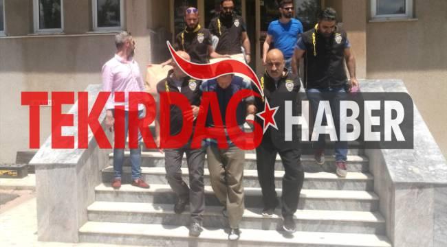 Çorlu'daki Cinayetin Katilleri Yakalandı