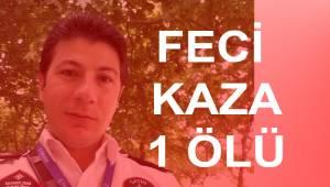 Ergene'de Feci Kaza