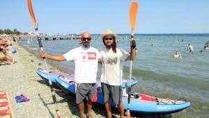 Gönüllü Turizm Elçileri Şarköy'e Ulaştı