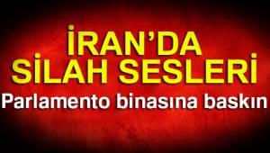 İran'da Silah Sesleri