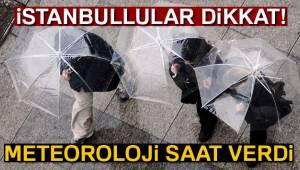 İstanbul için sağanak yağış uyarısı 04 Haziran 2017 yurtta hava durumu