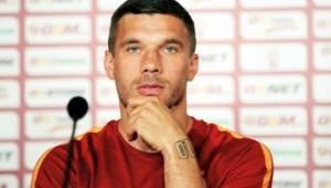 Lukas Podolski: Galatasaray'ı Her Zaman Kalbimde Taşıyacağım