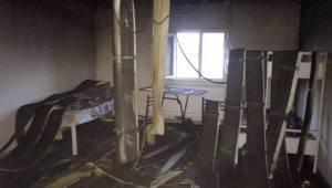 Malkara'da Kömür Ocağında Yangın