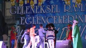 Malkara'da Ramazan Eğlenceleri Başladı