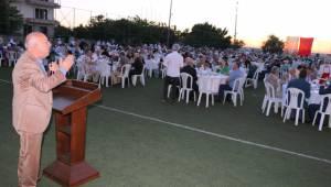 Marmaraereğlisi Belediyesinden 2000 Kişilik İftar Yemeği