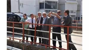 Şarköy'de Çalışmalar Devam Ediyor