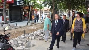 Şarköy'de Doğalgaz Kazı Çalışmaları Devam Ediyor