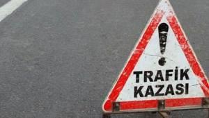 Tekirdağ'da Trafik Kazalarının Bilançosu Açıklandı