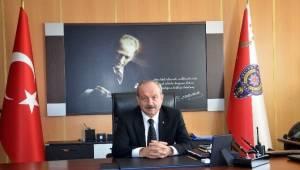 Tekirdağ Emniyet Müdürü Mustafa Aydın Görev Yapan Polislerle Beraber İftara Katılıyor