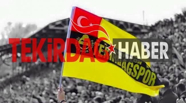 Tekirdağspor'da Başkanlık Seçimi