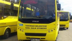 Toplu Taşıma Araçları Bayramda Ücretsiz Olacak!