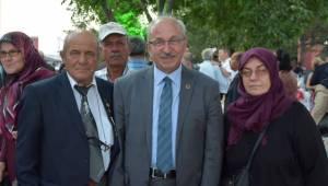 Başkan Kadir Albayrak Şehit ve Gazi Aileleriyle Buluştu