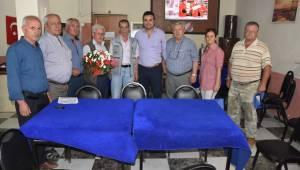Belediye Başkan Vekili Recai Örs'ten Kıbrıs Barış Harekâtı Gazilerine Ziyaret