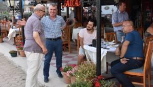 Büyükşehir Belediye Başkanı Albayrak Süleymanpaşa'da Vatandaşlarla Buluştu
