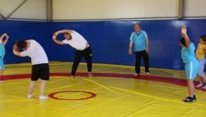 Çerkezköy Belediyesi Yaz Spor Okulu Başladı