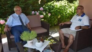 Çorlu Belediye Başkanı Ünal Baysan Anjiyo Oldu