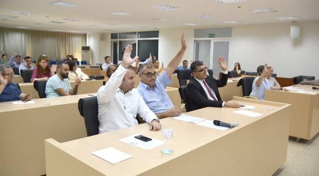 Çorlu Belediyesi Temmuz Ayı Olağanüstü Meclis Toplantısı Yapıldı