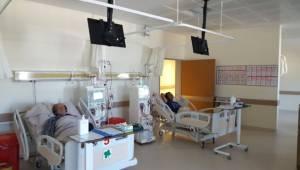 Diyaliz Hastalarına Televizyon Hizmeti