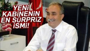 Gıda Tarım ve Hayvancılık Bakanı Ahmet Eşref Fakıbaba oldu! Ahmet Eşref Fakıbaba kimdir?