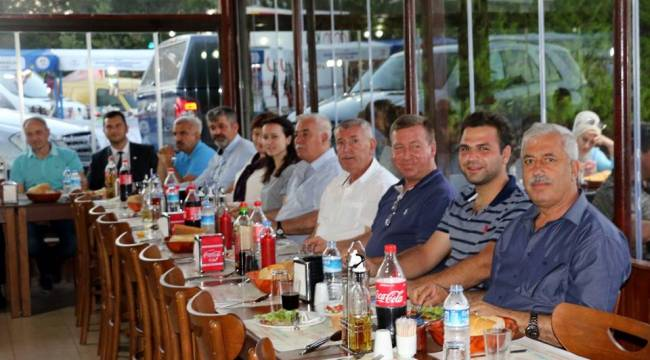 Kızılay Marmaraereğlisi'nde Dayanışma Yemeği Düzenledi