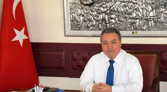 Şarköy Belediye Başkanı Süleyman Altınok'tan