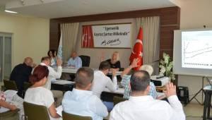 Süleymanpaşa Belediye Meclisi Temmuz Ayı Toplantısı Yapıldı
