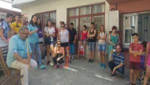 Süleymanpaşa Belediyesi Macar Öğrencileri Eğlenceli Etkinliklerle Ağırladı