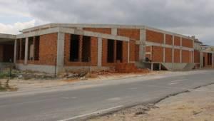 Veliköy Düğün Salonu İnşaatı Devam Ediyor
