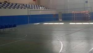 Ergene Kapalı Spor Salonu Bitmek Üzere