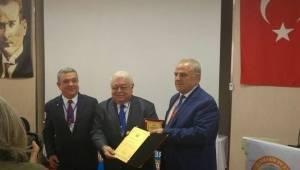 Saray Ege ve Marmara Çevre Belediyeler Birliği'nde