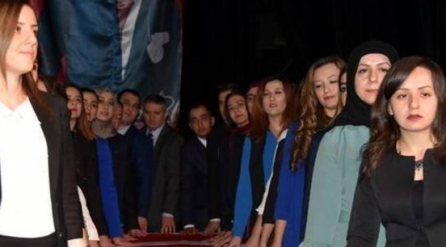 Ulu Önder Mustafa Kemal Atatürk Başöğretmen Oluşunun 89. Yılı