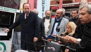 Edirne Belediye Başkanı Gürkan'dan Önemli Açıklamalar