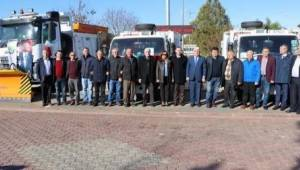 Ergene Belediyesi Hizmet Filosu Büyüyor Kalite Artıyor