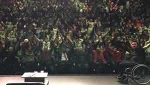 Erman Eranıl Çorlu'da İzleyicisini Hayran Bıraktı