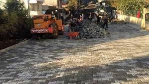 Süleymanpaşa Belediyesinden Yol Yapım Harekatı