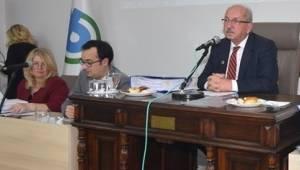 Tekirdağ Büyükşehir Meclisi Toplandı
