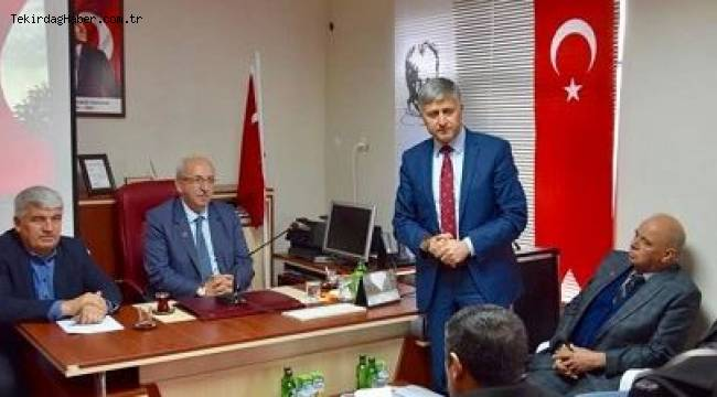 Büyükşehir Belediye Başkanı Kapaklıda Meclis Toplantısına Katıldı