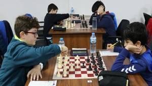 Çerkezköy Satranç Turnuvası Başladı