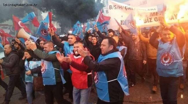 Türk Metal Sendikası Emin Adımlarla İlerliyor