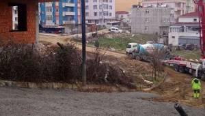 Çerkezköy Belediyesi Kızılpınar'da Israrcı