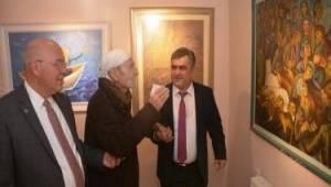 Şair Nazım Hikmet'in Yoldaşı Ressam İbrahim Balaban Tekirdağ'da