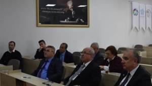 Tekirdağ Coğrafi Bilgi Sistemi Bilgilendirme Toplantısı Yapıldı