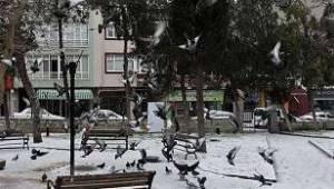 Tekirdağ'da Kar Yarın Yağacak Ama