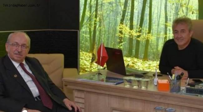 Albayrak'tan Tekirdağspor'a Ziyaret